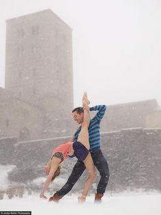 Dancers Among Us by Jordan Matter #dance #ballerina #ballet
