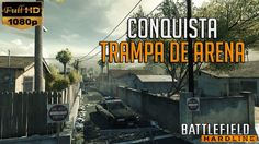BATTLEFIELD HARDLINE BETA PC GAMEPLAY FULL HD ESPAÑOL | CONQUISTA TRAMPA...