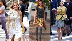 How to Dress Like Carrie Bradshaw | Wardrobe Advice