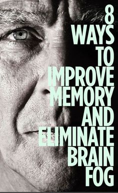 8 Dead Simple, Science-Backed Ways To Improve Memory and Rid Brain Fog Brain fog is a common symptom for anyone with chronic ailments. Check out this great guide on how to prevent brain fog and improve your memory. Best of luck! Healthy Brain, Brain Health, Healthy Aging, Brain Fog Causes, Brain Memory, Brain Tricks, Brain Gym, Brain Training, Brain Injury