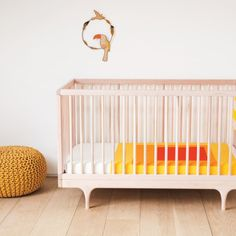 Caravan Crib in Martha Stewart Living