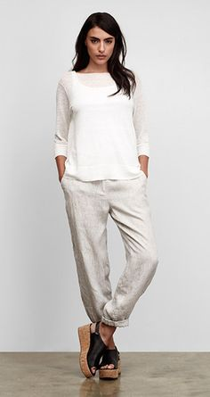 Our Favorite Spring Looks & Styles for Women   EILEEN FISHER