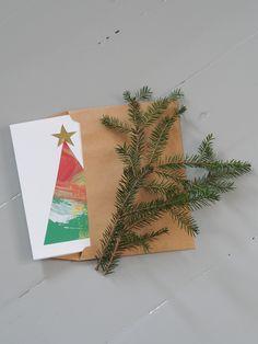 joulukortti Christmas Diy, Cards, Christmas Makes, Map, Playing Cards, Homemade Christmas, Maps