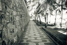 Copacabana Beach.