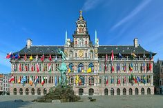 12 Top-Rated Tourist Attractions in Antwerp | PlanetWare