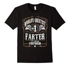World's Greatest Farter I Mean Father NEW Arrivals 2016 T-Shirt