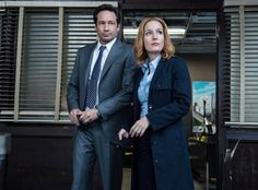 The Future of The X-Files: Chris Carter on a Third Movie, More Episodes and an Ending for Mulder and Scully  The X-Files, David Duchovny, Gillian Anderson