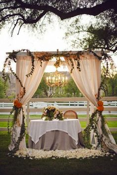 Drapery Ideas to Stun Your Wedding Guests    OneWed