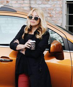 Jelena Karakas, Opel, Kofein
