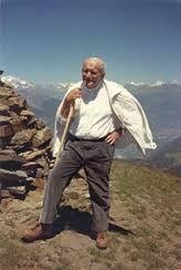 Resultado de imagen para juan pablo ii en la montaña