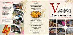 El domingo 6 en Lorenzana se celebrará la V Feria de Artesanía