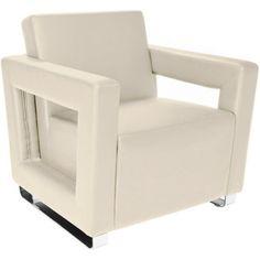 OFM Distinct Reception Room Chair, Multiple Colors, Beige