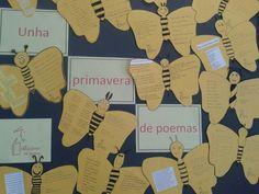 As abellas prisioneiras liberáronse cos poemas.