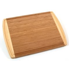 Totally Bamboo Kona Trough Bamboo Cutting Board