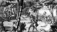 Sklaven werden in brennende Plantagen gejagt, Menschen verhungern. In dem bislang unbekannten Dokument schildert der Naturforscher die Gräuel des Sklavenhandels. Forscher sind begeistert.