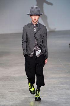 Défilé homme John Galliano, automne-hiver 2013-2014 #PFW #parisfashionweek