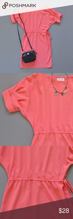 "Gorgeous Calvin Klein Dress Island getaway anyone? This gorgeous, luxurious Calvin Klein dress is perfect for summer. Brunching or beaching this is the go to dress   Calvin Klein Dress  •Size 2p (chest: 17""-18"", length: 34.5"") Calvin Klein Dresses Midi"
