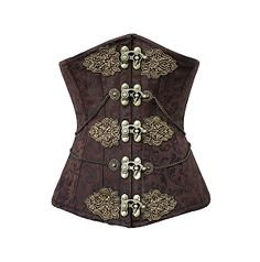 Shop Wide range of Steampunk Corset, Steampunk Corset Dress and Skirts.All our Steampunk range corsets are made with high quality materials, lined with premium Indian Cotton. World's largest selection of Steampunk Corset Range. Steampunk Corset Dress, Steampunk Couture, Underbust Corset, Steampunk Clothing, Steampunk Fashion, Renaissance Corset, Renaissance Clothing, Renaissance Fashion, Victorian Fashion