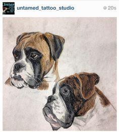 #sketch #drawing #tattoodesign #dog Dog Tattoos, Animal Tattoos, Sketch Drawing, Boxers, Tatting, Tattoo Designs, Babies, Pets, Drawings