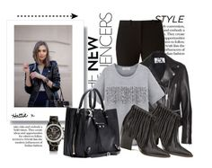 """Fall Street Style"" by hattie4palmerstone ❤ liked on Polyvore featuring Joseph, Acne Studios, Toy Watch and Balenciaga"