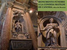 San Pedro. Sepulcro para la condesa Matilde Bernini