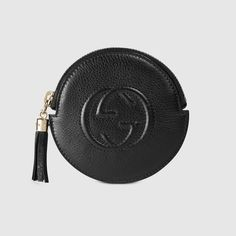 GUCCI Soho leather coin purse