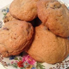 En-light-ened Chocolate Chip Cookies  Allrecipes.com    #Ad  #PAMcookingspray