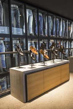 Jack & Jones store by Riis Retail, Bremen – Germany