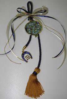 Χειροτεχνημα - Handmade Tassel Necklace, Pendant Necklace, Charms, Jewelry, Fashion, Moda, Jewlery, Jewerly, Fashion Styles