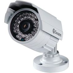 Swann SWPRO-842CAM-US 900TVL High-Resolution Security Camera White/Gray