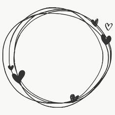 how do html color codes work Valentines Frames, Images For Valentines Day, Doodle Png, Logo Instagram, Love Png, Free Doodles, Heart Shaped Candy, Doodle Frames, Love Frames