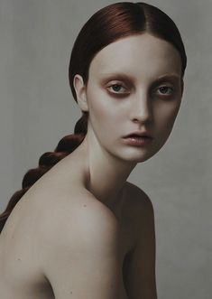 Codie Young in Nasty #4: The Void Issue Winter 2014 by Nhu Xuan Hua