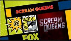 Scream Queens Cast Live At Comic Con    Link:    https://www.facebook.com/FOXTV/videos/1141221775950608/