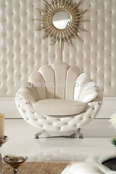 Source 2018 new classic furniture luxury Italian white fabric sofa sets on… - LUXURY FURNITURE Living Furniture, Home Decor Furniture, Sofa Furniture, Unique Furniture, Luxury Furniture, Furniture Makeover, Painted Furniture, Furniture Design, Smart Furniture