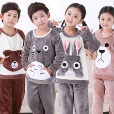 Sleepwear for kids Cute Pajama Sets, Cute Pajamas, Girls Pajamas, Pyjamas, Winter Kids, Stylish Kids, Baby Dress, Boy Outfits, Kid Outfits