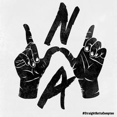 They want N.W.A? Let's give them N.W.A. Straight Outta Compton