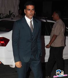 Akshay Kumar Picture Gallery image # 298918 at Tulsi Kumar and Hitesh Wedding Reception containing well categorized pictures,photos,pics and images.