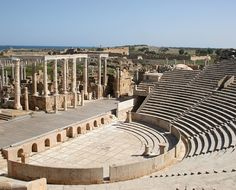 Libya, Leptis Magna. | by richard.mcmanus.