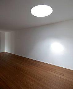 Apartamento minimalista en Suiza, por clavienrossier architectes