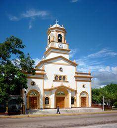 Iglesia Catedral de Puerto Ayacucho! estado Amazonas Venezuela