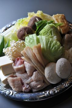 Omotikaeri Nabe (Dish cooked at the table)