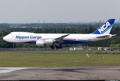 Boeing 747-8KZF/SCD - Nippon Cargo Airlines - NCA | Aviation Photo #4493567 | Airliners.net