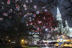 Vienna for Christmas. (A. Carman)
