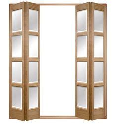 Internal Folding Doors   Oak Folding Sliding   Interior