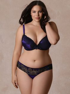 Visit gorgeous Sicily every day with our Palermo Lace Trim Plunge Bra. A perfect plunge accentuates your curves impeccably while delicate floral lace trim and jeweled center accents give just the right amount of feminine flair. Pair it with our Palermo Hipster and you'll have a look fit for a Mediterranean goddess.