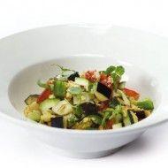 Meditterane groenteschotel met roerei | Diner | Power Slim Nederland