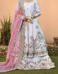 Inbox us to order ✉📬 Or contact 📞 +923074745633 📞☎ (WhatsApp ✔) #pakistanidresses #womensclothing #beautifuldress #partydress #latestcollection #bridaldresses #mehndidresses #womensfashion #fashiondresses #latestfashiondresses #lifestylefashion #trendycollection #weddingdresses2021 Latest Fashion Dresses, Trendy Collection, Pakistani Dresses, Mehndi, Bridal Dresses, Beautiful Dresses, Party Dress, Clothes For Women, Womens Fashion