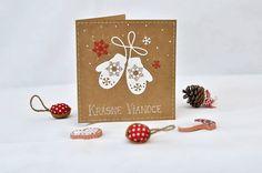 vianočná pohľadnica Place Cards, Place Card Holders