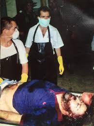 Image result for pablo escobar death