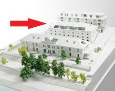 Wohnung Drau, Riverfront Villach Baustufe 2 Loft Wohnung in der Innenstadt von Villach Villach, Real Estates, Projects